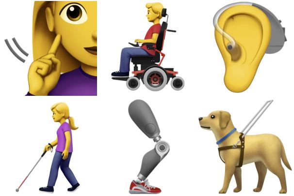handicap emoji