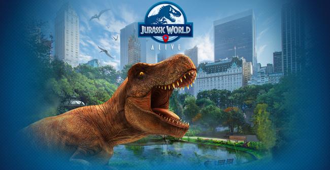 © Jurassic World Alive