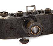 Cet appareil photo Leica a été adjugé à 2,4 millions d'euros
