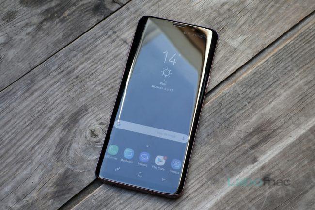 Le Samsung Galaxy S9 pourrait bientôt avoir un successeur 5G © Fahim Alloul / LaboFnac