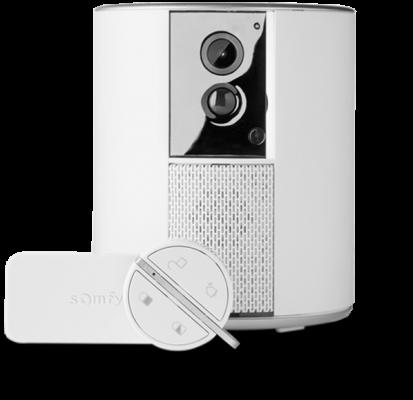 Test de la Somfy One+ : une solution de surveillance complète et efficace