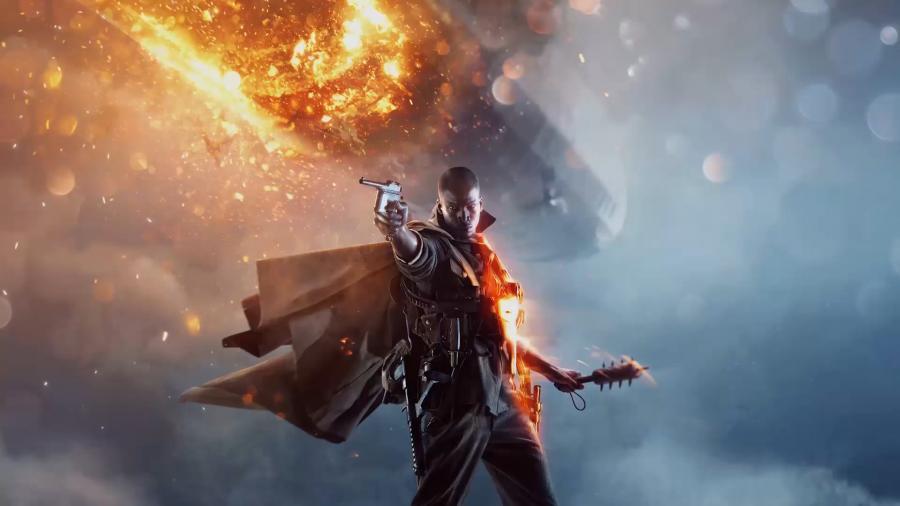Battlefield 1 Battlefield V