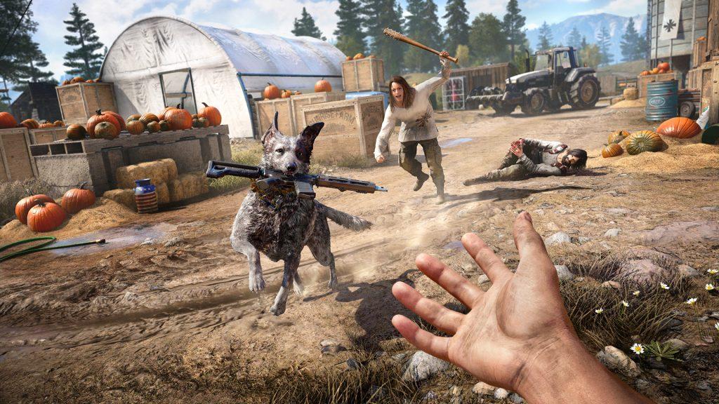 Far Cry 5 news