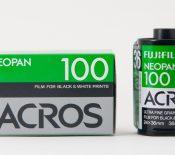 Fujifilm arrête tous ses films et papiers photo noir et blanc