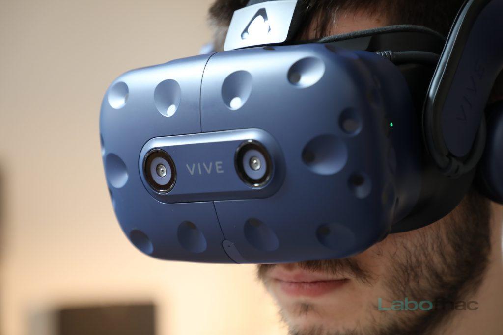 HTC Vive Pro 3