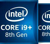 Intel dévoile de nouveaux processeurs de 8e gen, dont un Core i9 pour PC portables