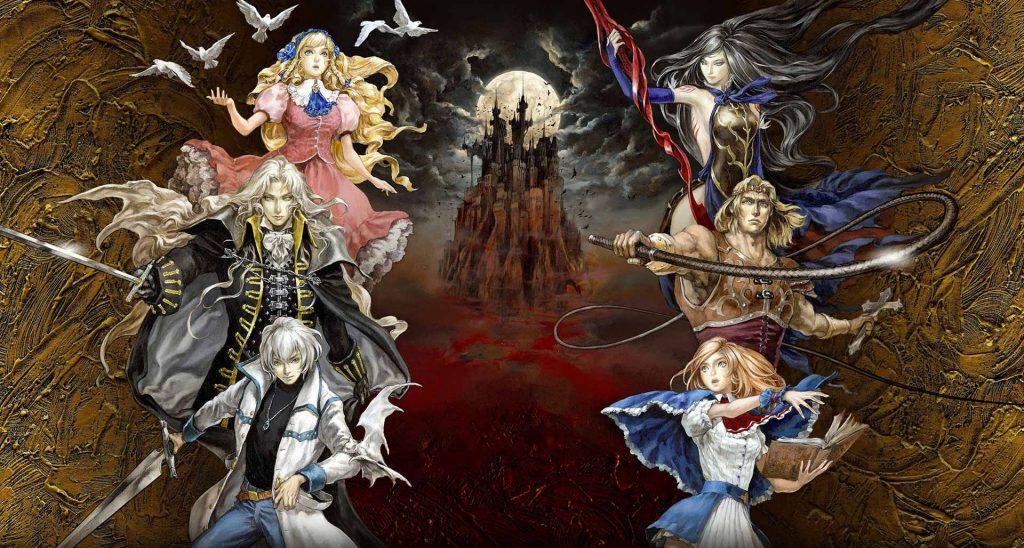 Konami Castlevania Grimoire of Souls