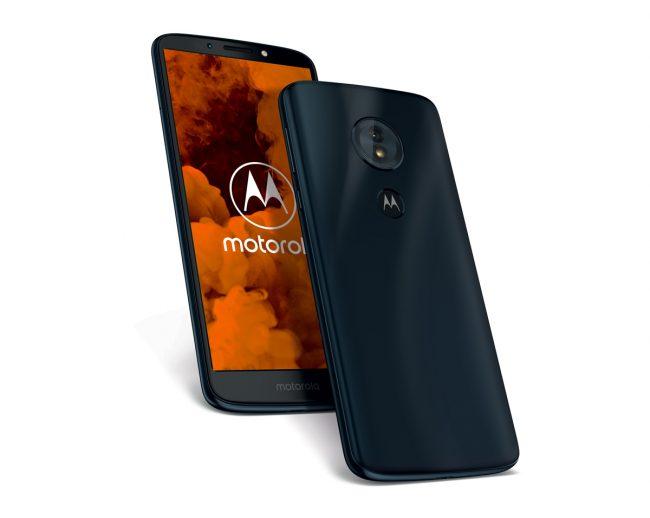 Le Moto G6 Play. © Motorola