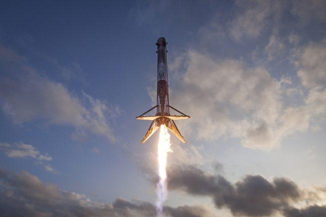Fusée Space X