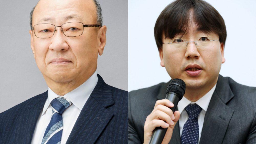 Shuntaro Furukawa Tatsumi Kimishima Nintendo