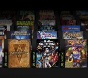 Microsoft annonce une nouvelle vague de jeux rétrocompatibles sur Xbox One