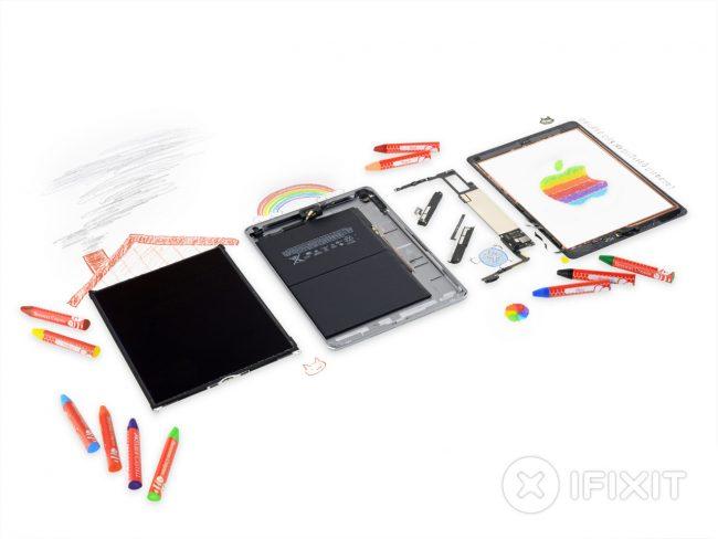 iPad 6 iFixit