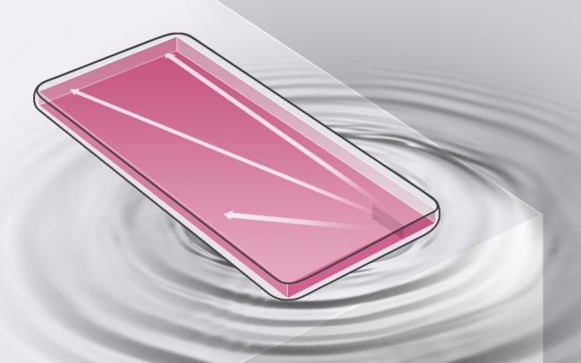 Haut-parleur du LG G7 ThinQ