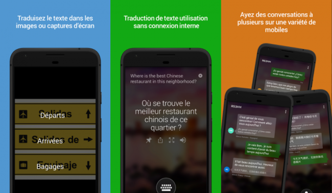 Microsoft Traducteur pour Android