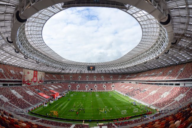 moscou stadium