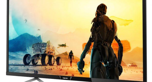 Philips Momentum : des écrans pour les amateurs de jeux vidéo sur console
