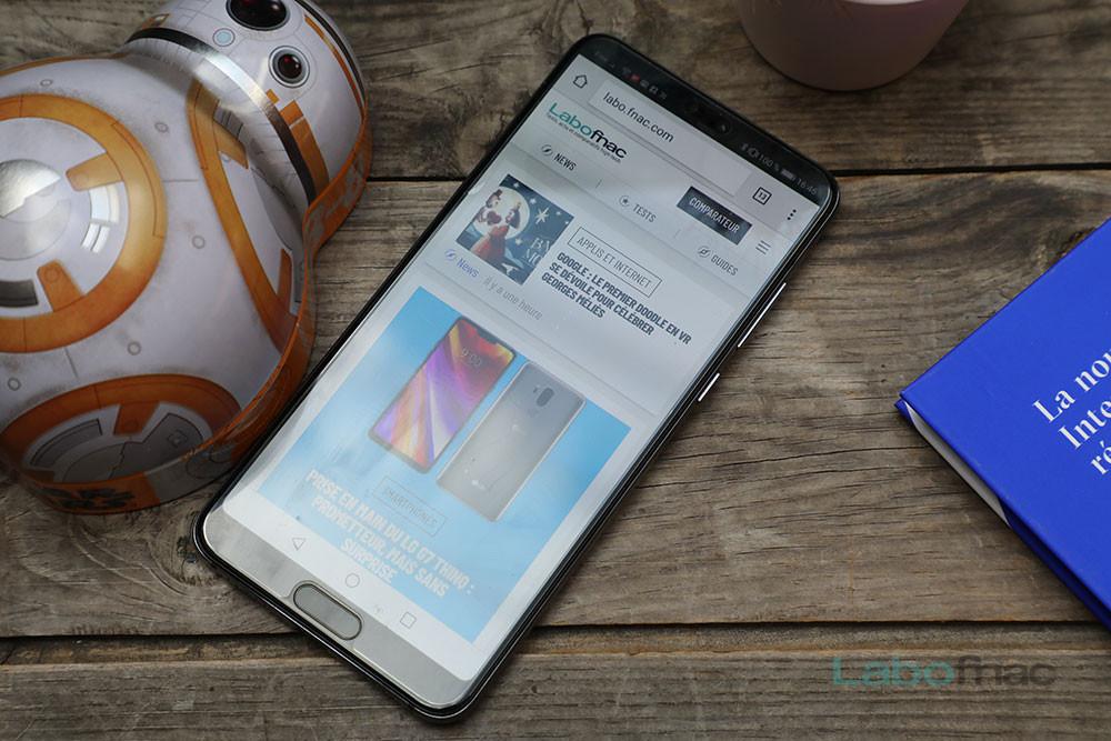 Test du Huawei P20 Pro : enfin dans la cour des grands