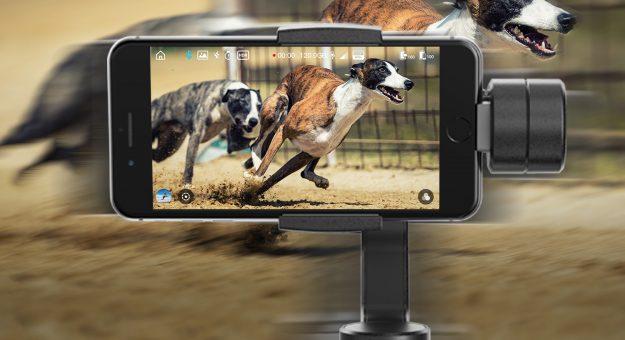 Zhiyun Smooth 4 : un stabilisateur pour smartphones avec molette de focus