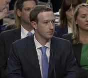 Ce qu'il faut retenir du passage de Mark Zuckerberg devant le Sénat américain