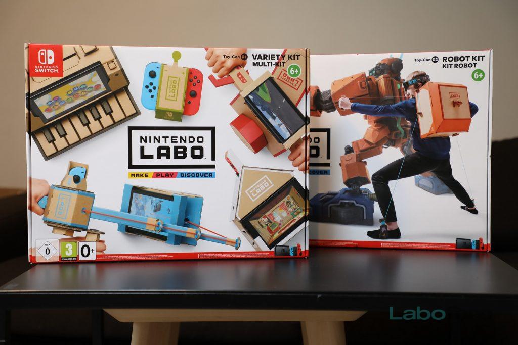 Nintendo Labo 1