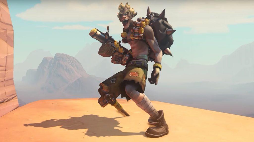 Overwatch Petra