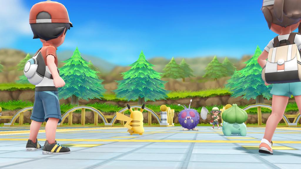 © Nintendo / The Pokémon Company