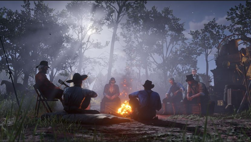 Red dead redemption 2 A