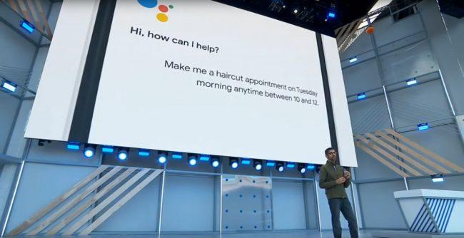 Google Assistant / Duplex