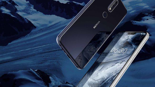 Le Nokia X6 © Nokia / HMD Global