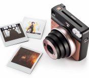 Fujifilm Instax Square SQ6 : format carré, fonctionnement vintage