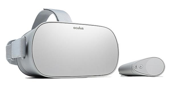 Test Oculus Go