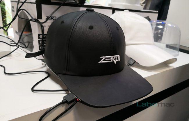 ZEROi Smart Cap