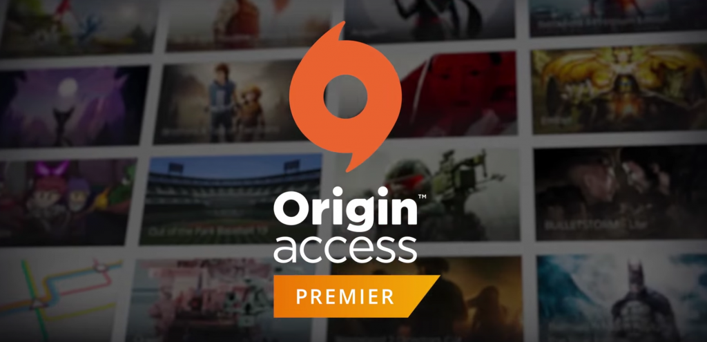 Origin Access EA streaming