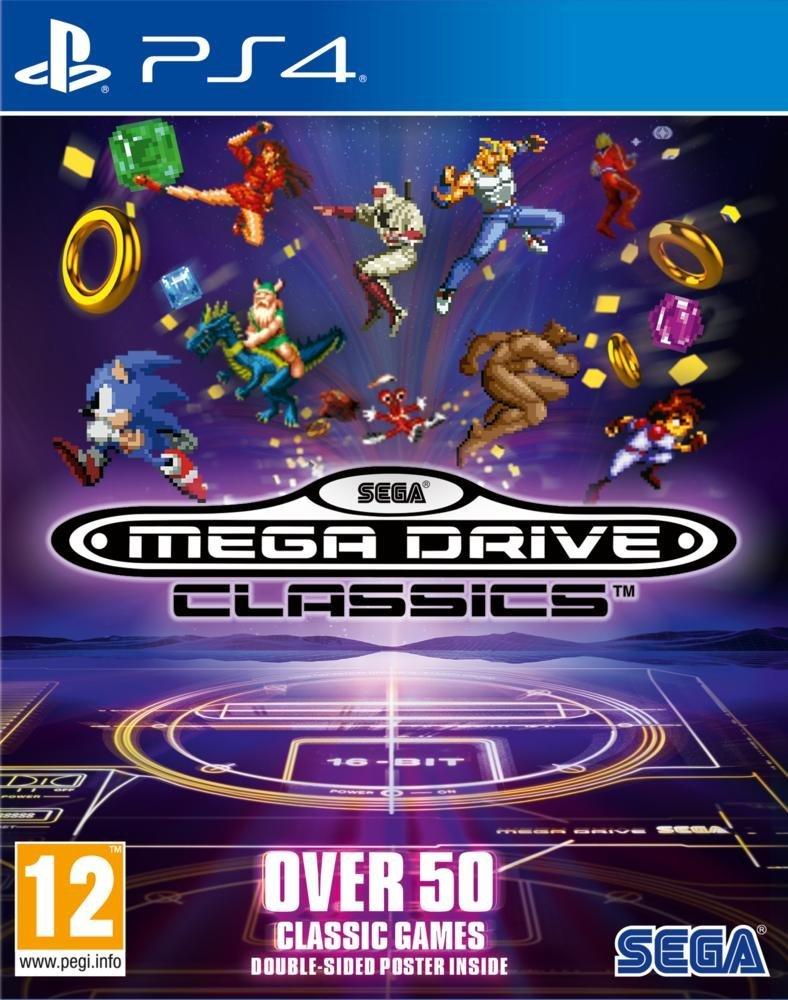 SEGA Mega Drive Classics_jaquette