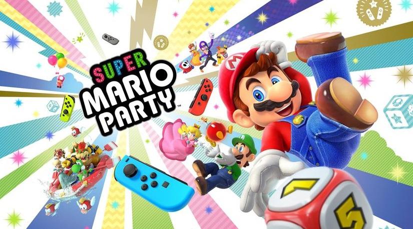 Super Mario Party 1