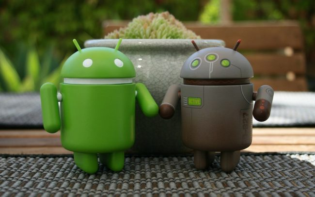 Android Bugdroid