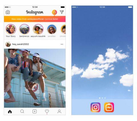 Instagram semble revoir ses plans après l'échec de son application IGTV