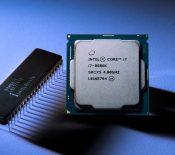 Intel célèbre les 40 ans du 8086 avec le Core i7-8086K