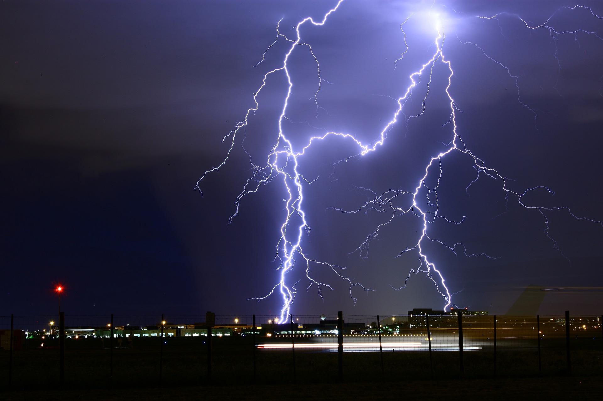 Comment photographier l'orage et les éclairs ?