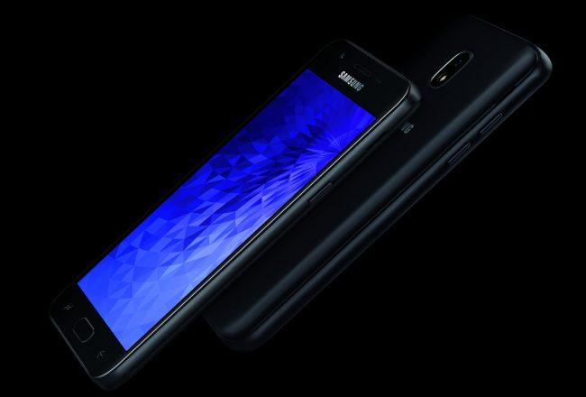 Samsung Galaxy J3 © Samsung
