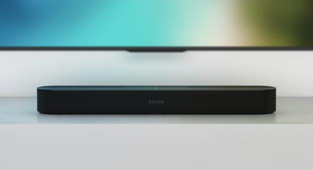 Sonos Beam, une nouvelle barre de son très connectée