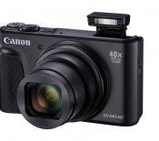Canon annonce le PowerShot SX740 HS, un compact à zoom 40x
