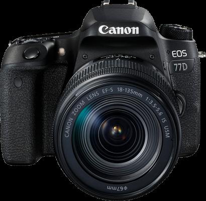 Test Labo du Canon EOS 77D : un appareil au profil voyageur