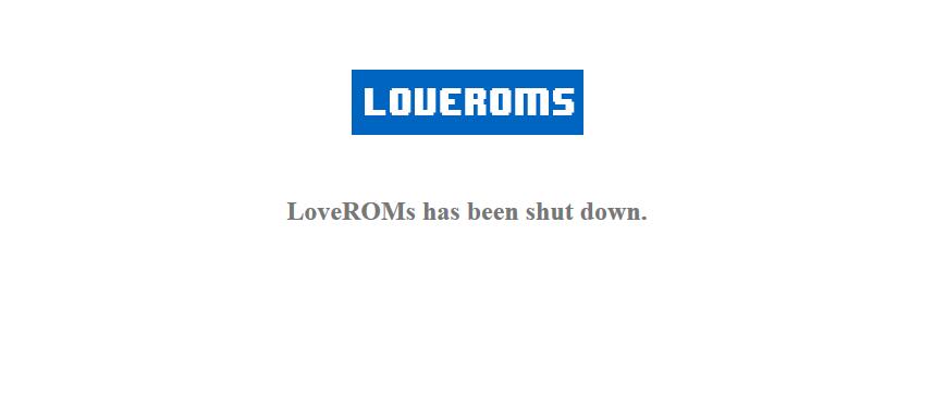 LoveRoms Loveretro Nintendo justice