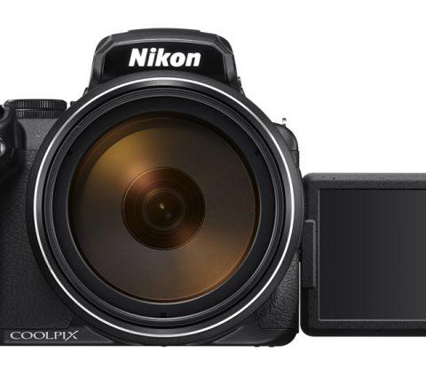 Nikon Coolpix P1000 : un bridge au zoom record 125x