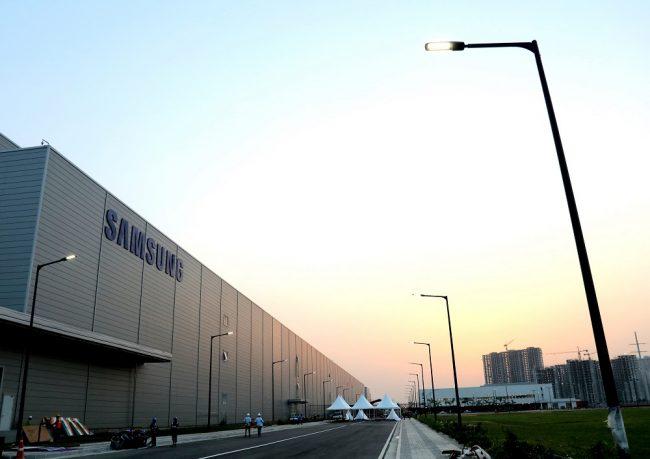 Usine Samsung