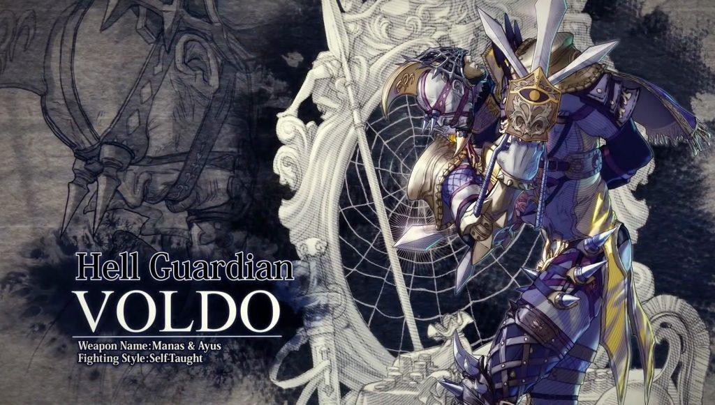 Sould Calibur VI Voldo