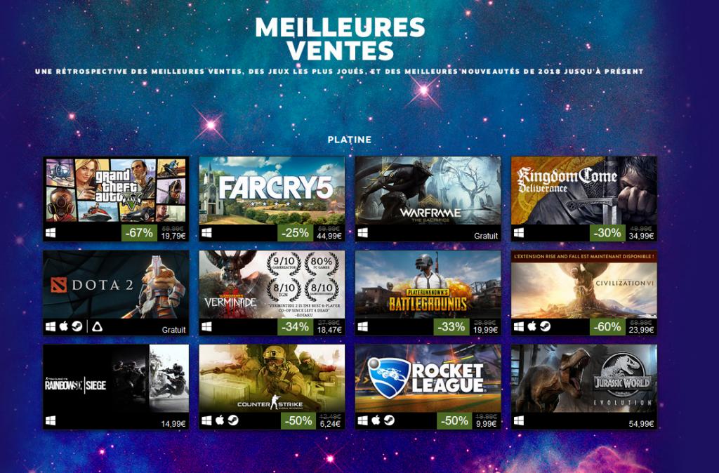 Steam Valve meilleures ventes