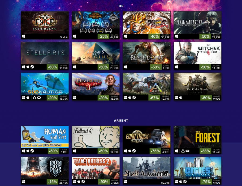Steam Valve meilleures ventes1