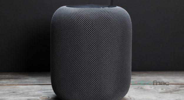 Apple HomePod : baisse de prix pour l'enceinte connectée